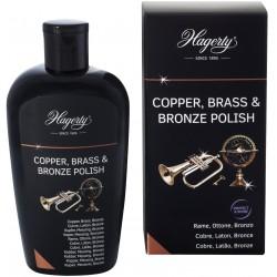 Líquido Limpa cobre, bronze e latão [Copper, Brass and Bronze Polish]