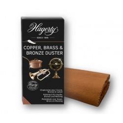 Pano Limpa cobre, bronze e latão (Copper, Brass e Bronze Duster)
