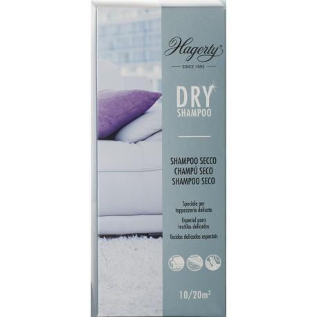 Shampoo Seco Têxteis [Dry shampoo]